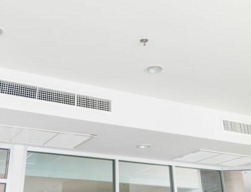 Het effect van goede ventilatie op de werkvloer